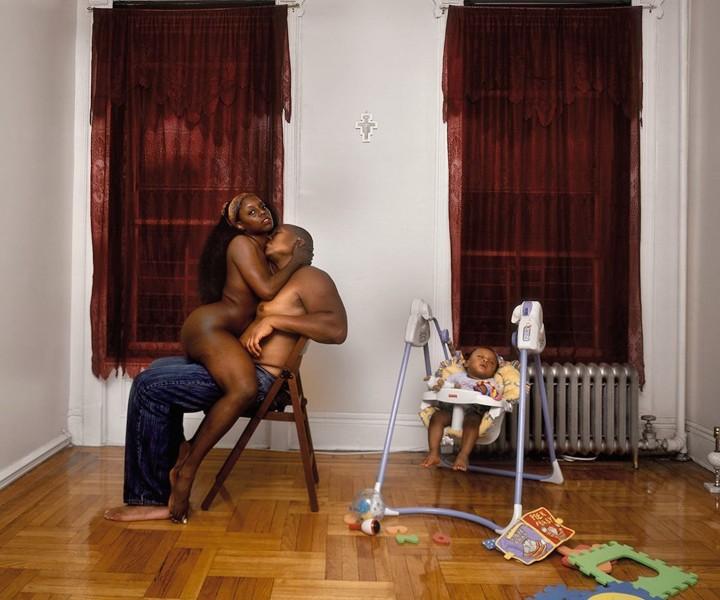 Baby Sleep (Deana Lawson, 2009)