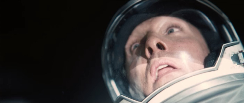 Screengrab, Christopher Nolan, Interstellar. Film. Hollywood, CA: Paramount Pictures; Burbank, CA: Warner Bros. Pictures; in association with Burbank, CA: Legendary Entertainment; Burbank, CA: Syncopy; Culver City, CA: Lynda Obst Productions; and with the assistant of the Alberta Media Fund, Government of Alberta, and the support of Atvinnuvega-ognýsköpunarráðuneytið. 2014.